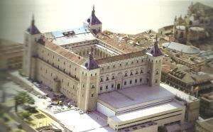 Alcázar actual