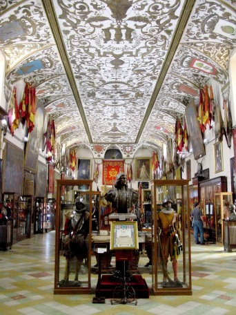 Sala del Museo en Madrid 2