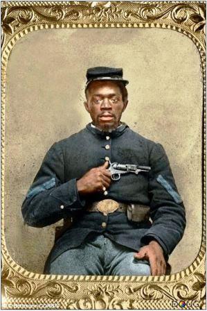 Colt soldado